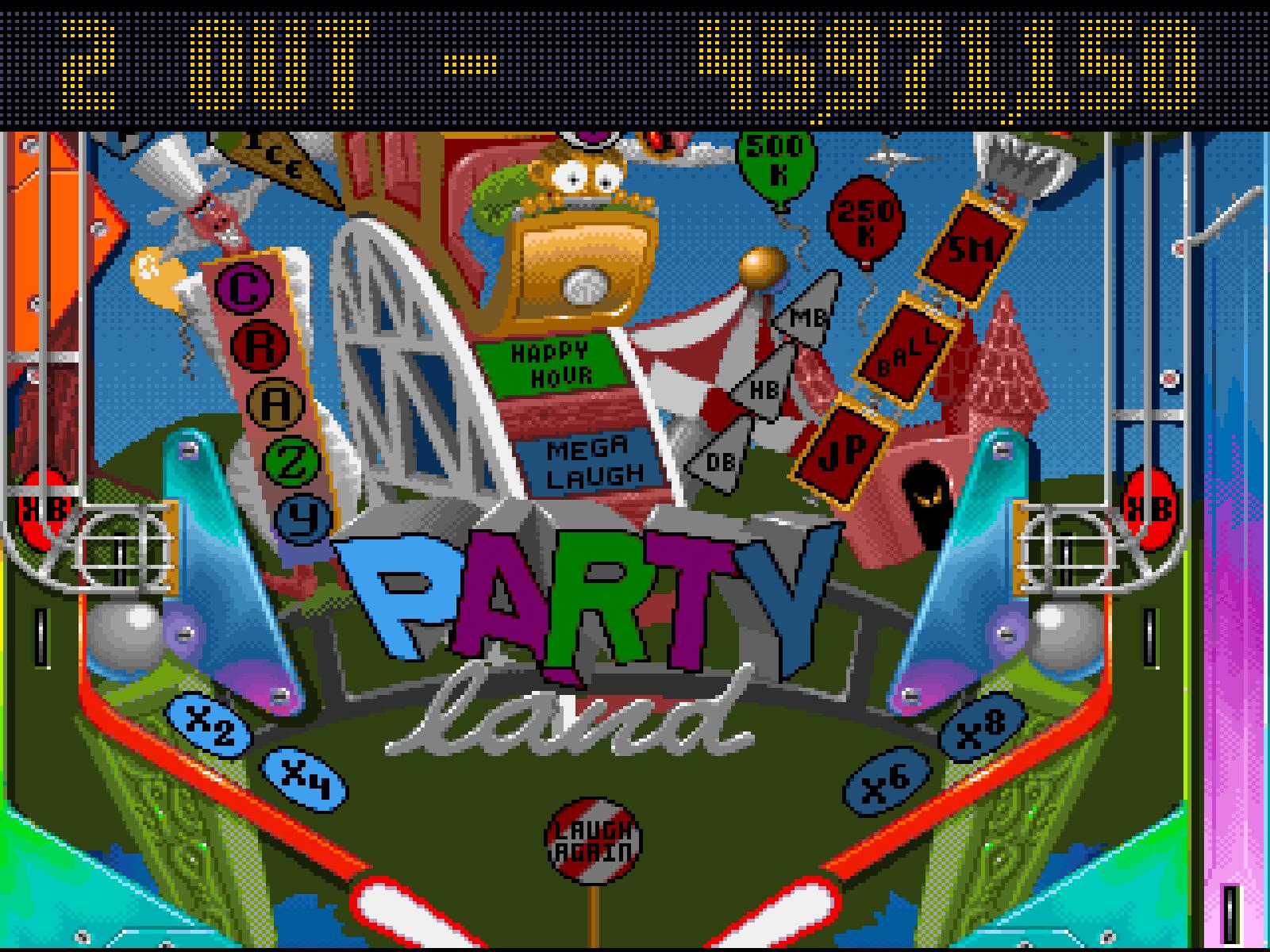 Highscore Pinball Fantasies