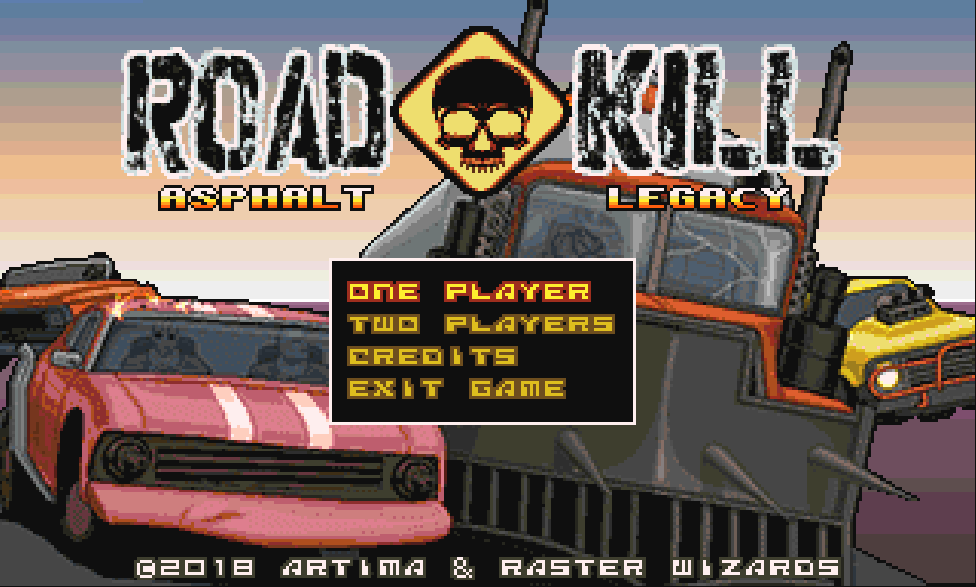 Road Kill - Asphalt Legacy