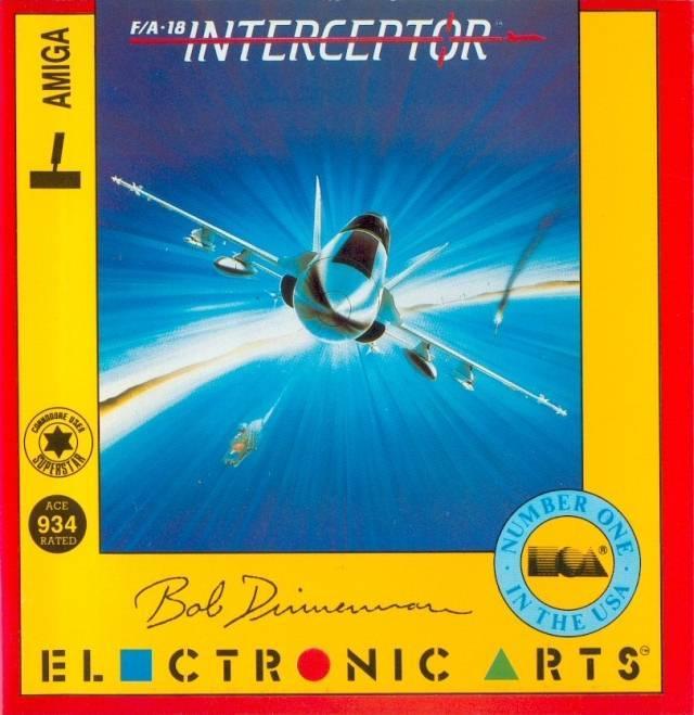F18 Interceptor