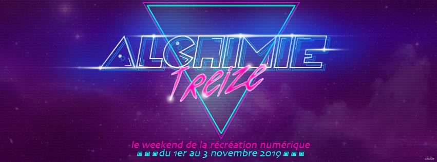 Logo Alchimie 13