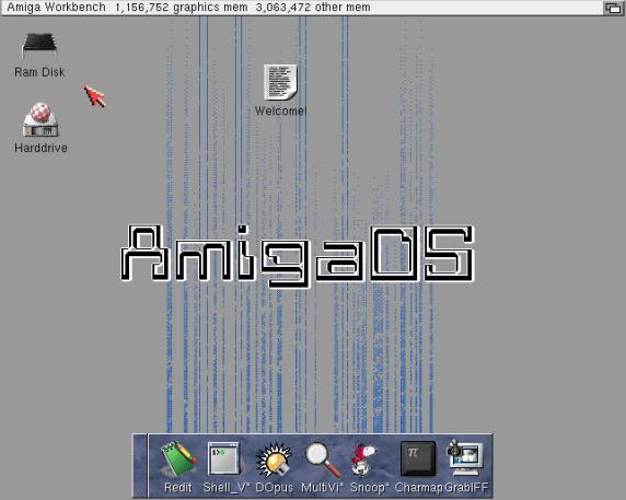 Workbench] BestWB pour OS 3 1 4 x - Amiga France