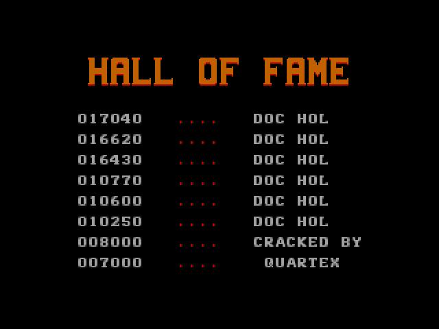 Doc Scores