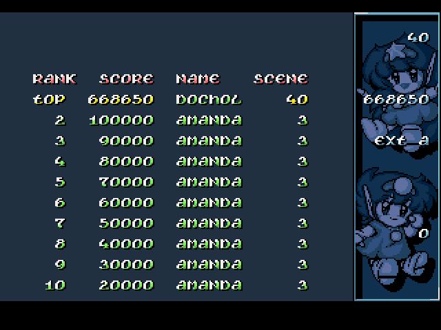 Score Doc