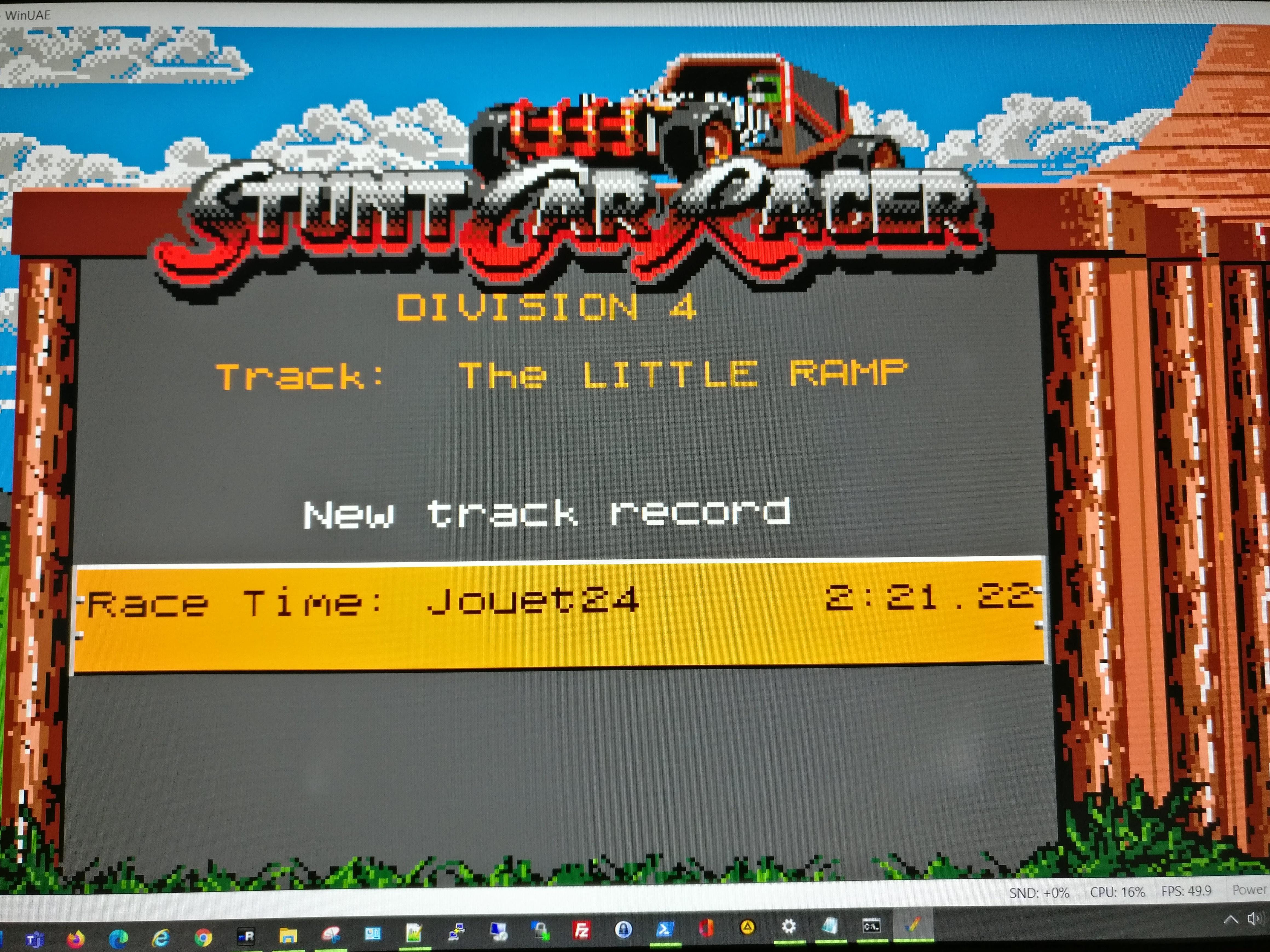 Stunt Car Racer Jouet24